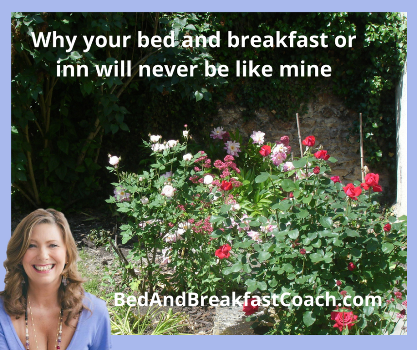 running a bed and breakfast tips