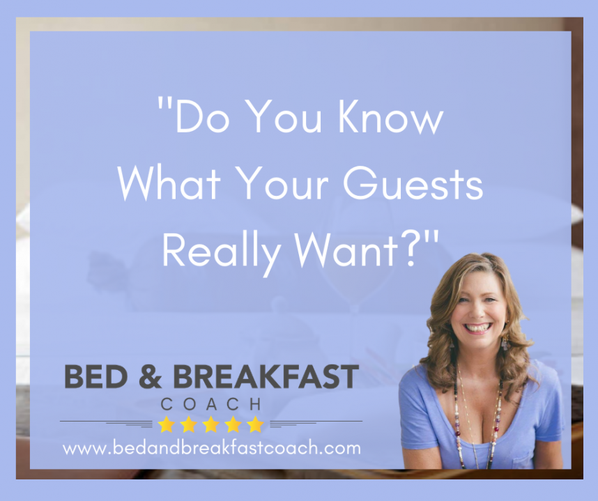How to run a bed and breakfast